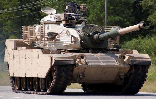 Танк М60, М60А1, М60А2 и М60АЗ
