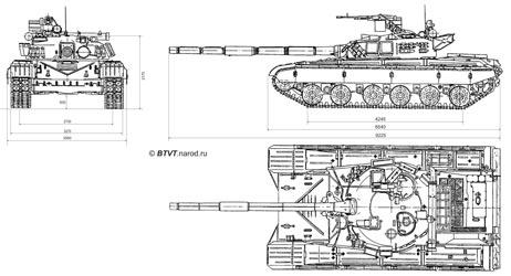 Основной боевой танк T-64Б
