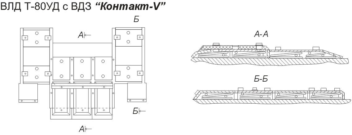 основой и схема установки