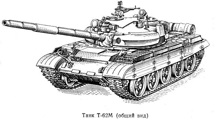 танков Т-55 и Т-62»,