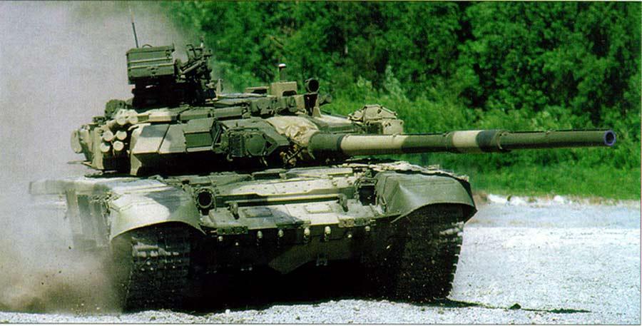 Танк Т-90С сохраняет особенность отечественного...