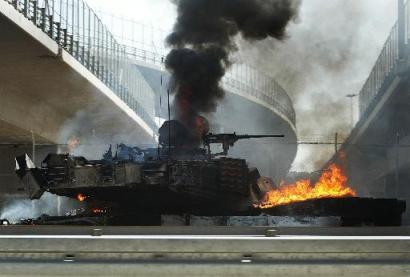 Т-90 против Абрамса.